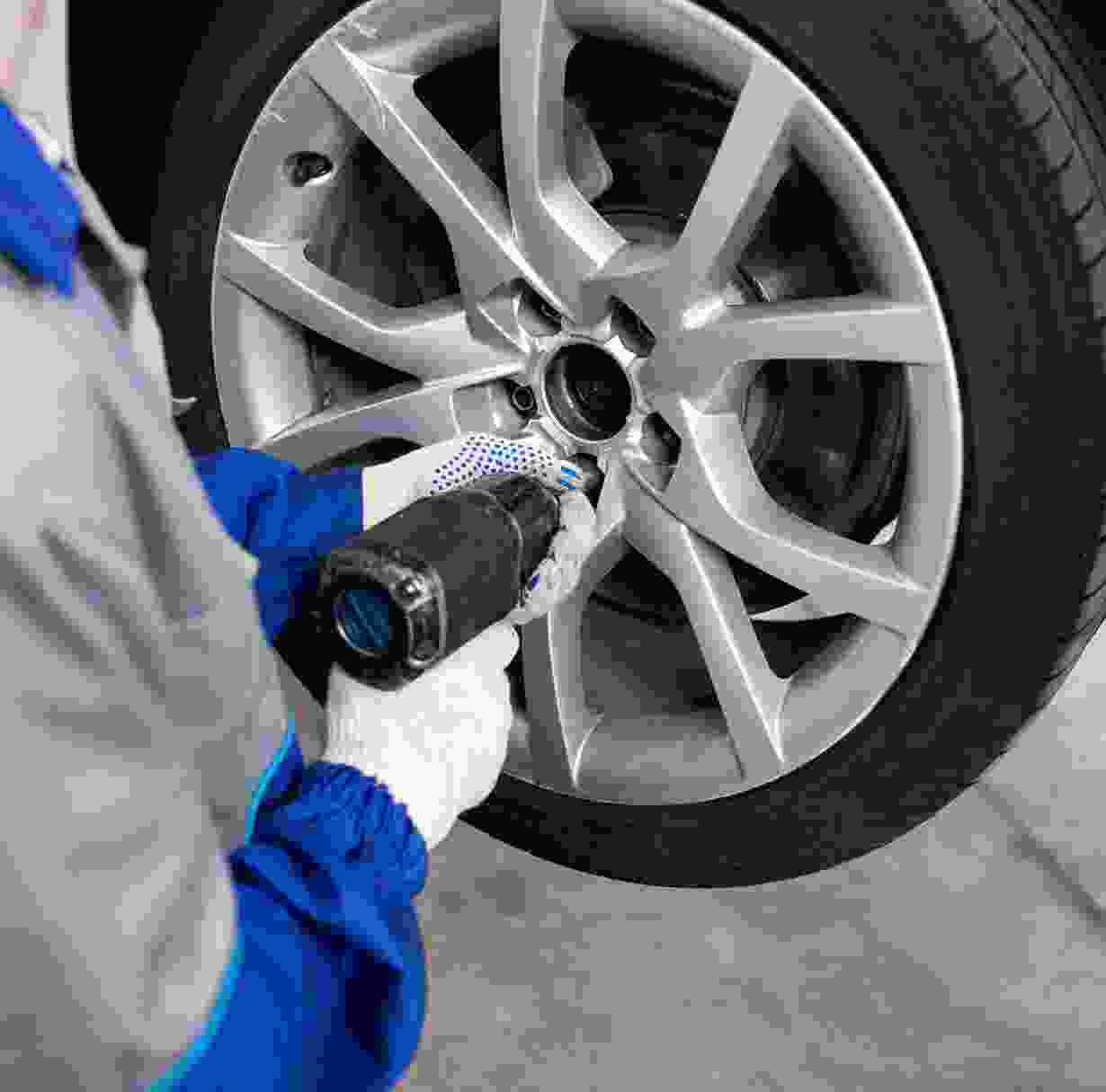 Servicing the Wheel